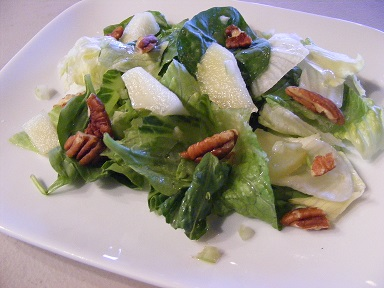 Fall Pear Salad